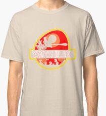 Jurassic Park - Yoshi's Island Classic T-Shirt