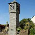 Millennium Clock Tower, Delabole by Rod Johnson