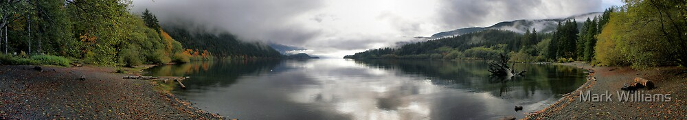 Cowichan Lake by Mark Williams