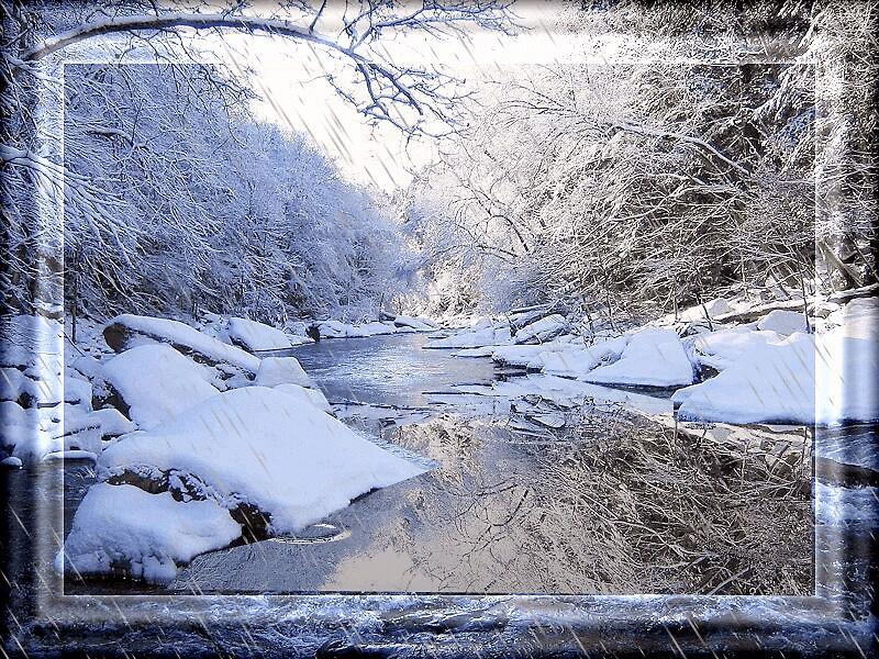 Beauty of Winter by Jim  Grossi