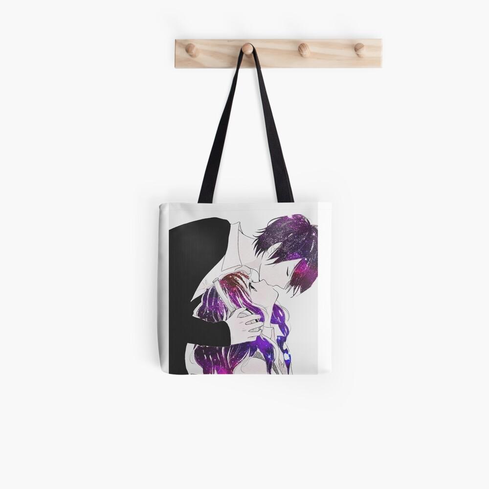 anime couples Tote Bag