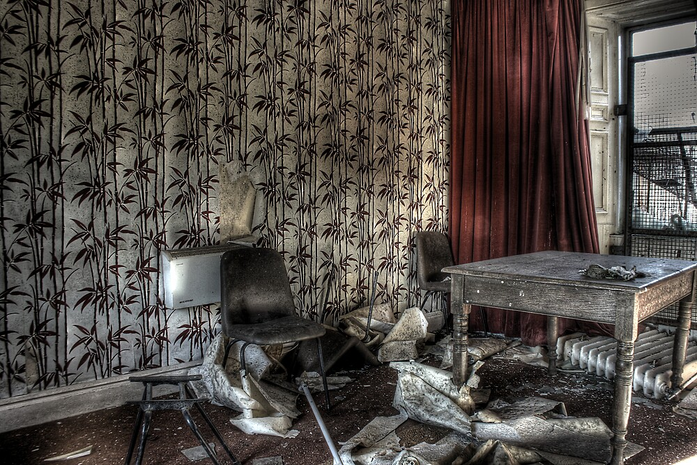 Decorated and deceased by Richard Shepherd