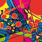 pop overload by frederic levy-hadida