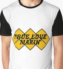 Capcom vs snk 2 cvs2 Classic RARE Design TRUE LOVE MAKIN BLACK. 100% Redrawn In Adobe Illustrator Vector Format. Graphic T-Shirt