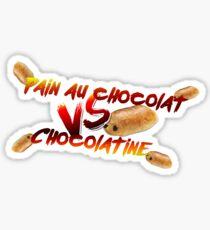 CHOCOLATINE VS Sticker