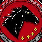 Black Stallions by RicksPix