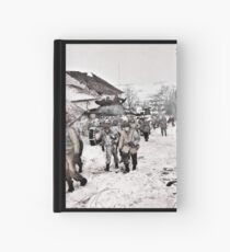 Recon Soldiers in the Snow Hardcover Journal