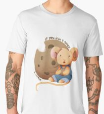 If You Give a Mouse a Cookie Men's Premium T-Shirt