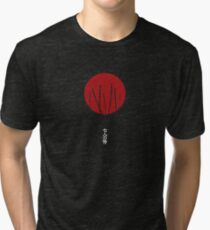 Seven Samurai Tri-blend T-Shirt