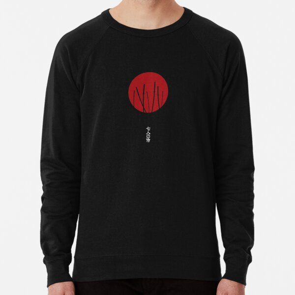 Seven Samurai Lightweight Sweatshirt