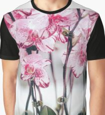 Butterfly orchid Graphic T-Shirt