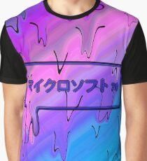 jap microsoft Graphic T-Shirt