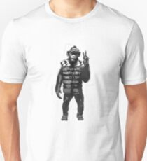 War for the Planet of the Apes // Banksy T-Shirt