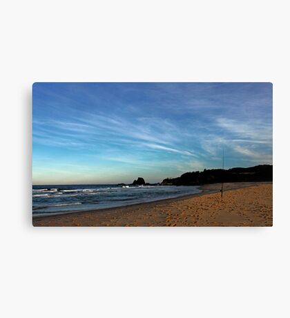 Narooma - Late Afternoon Fishing - Canvas Print