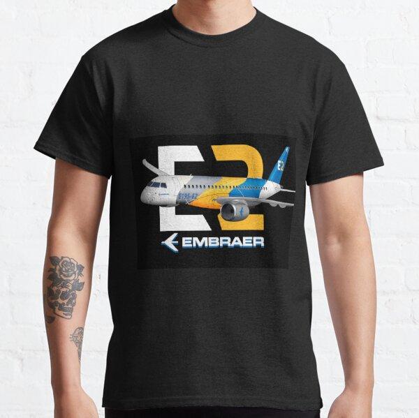 EMBRAER 195 E-2 E-JET  Classic T-Shirt