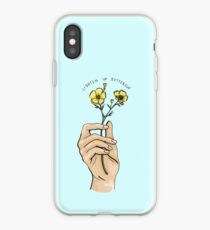 lighten up  iPhone Case