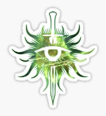 Dragon Age Inquisition Stickers Redbubble