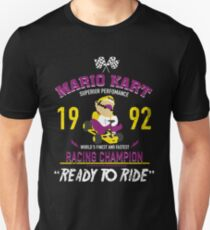 Racing Champion Wario T-Shirt