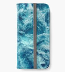 Vinilo o funda para iPhone Ocean is shaking