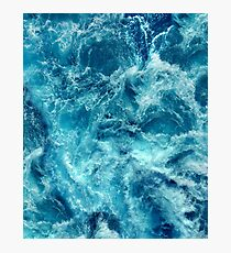 Ocean is shaking Photographic Print