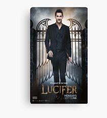 Lucifer Canvas Print
