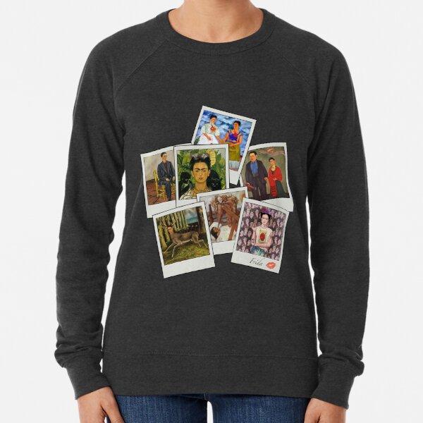 Polaroid Kahlo Sudadera ligera