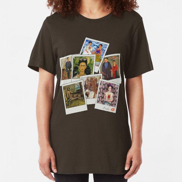 Polaroid Kahlo Slim Fit T-Shirt