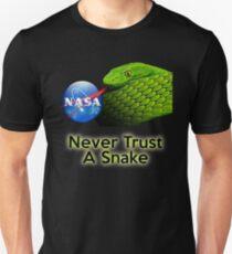NEVER Trust a Snake Unisex T-Shirt