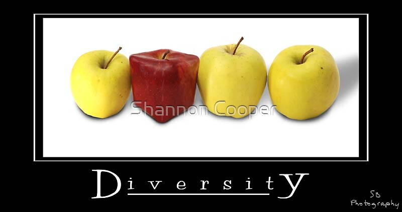 Diversity by Shannon Beauford
