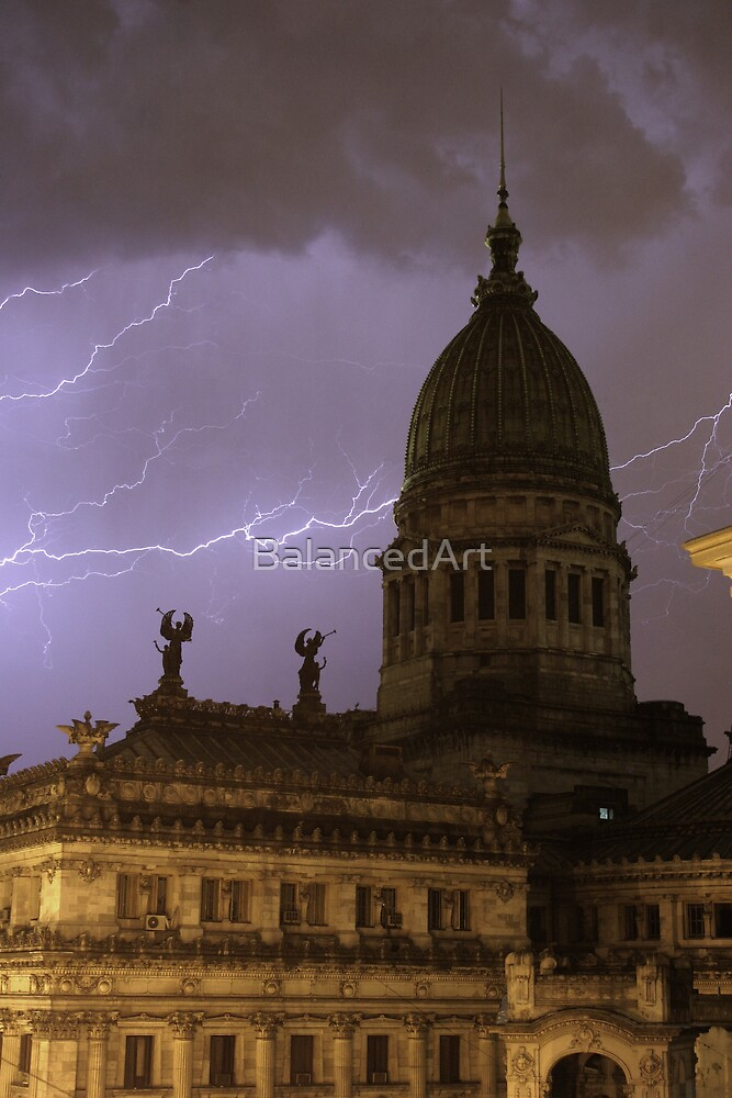 Congreso Lightning by BalancedArt