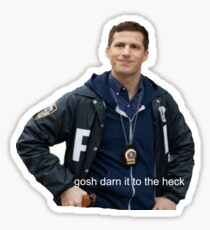Jake Peralta Sticker