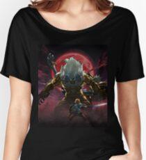 Zelda - Gold Lynel - Blood Moon Women's Relaxed Fit T-Shirt