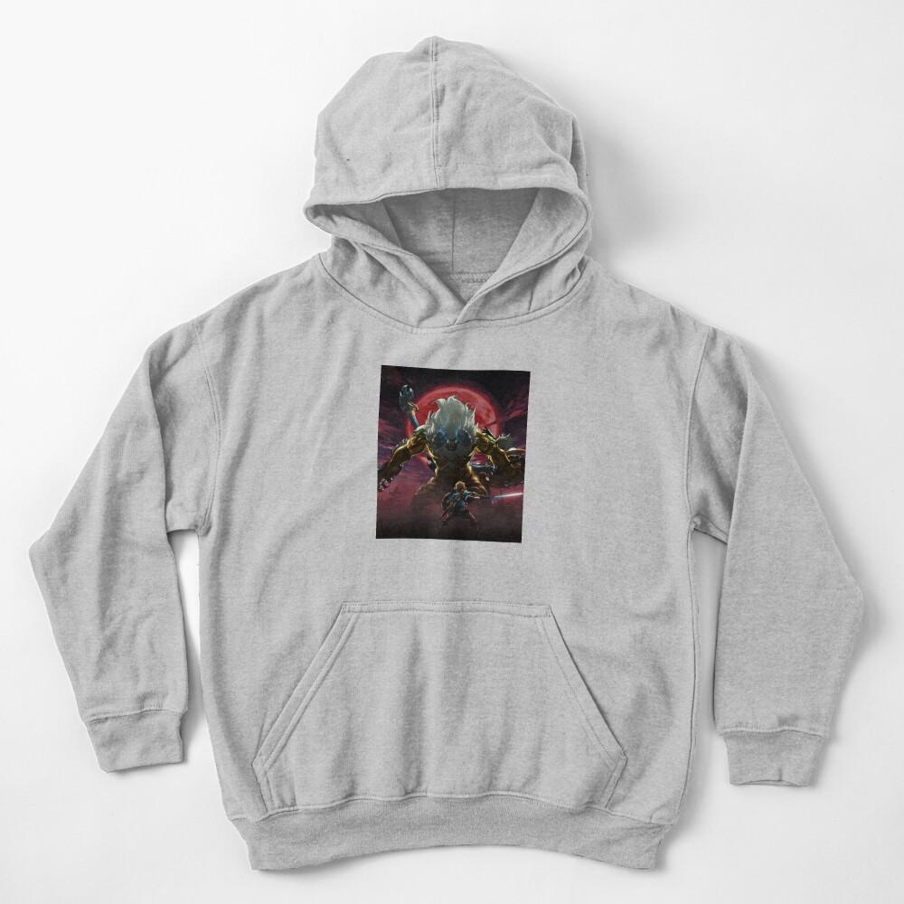 Zelda - Gold Lynel - Blood Moon Sudadera con capucha para niños