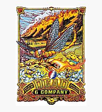dead and company with LOGO June 10 2017 Folsom Field Boulder Colorado Photographic Print