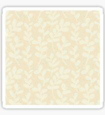 Grunge floral background. Vector texture background. Floral pattern. Sticker