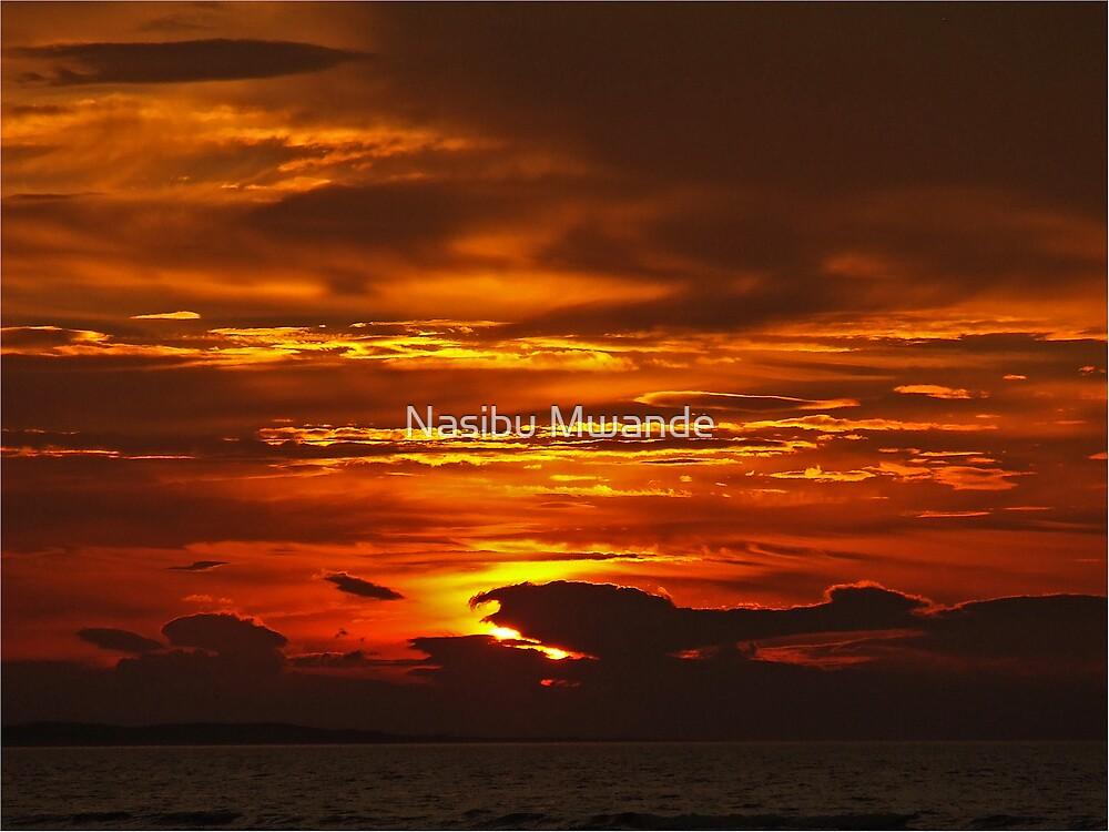 Burning! by Nasibu Mwande
