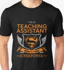 TEACHING ASSISTANT Unisex T-Shirt