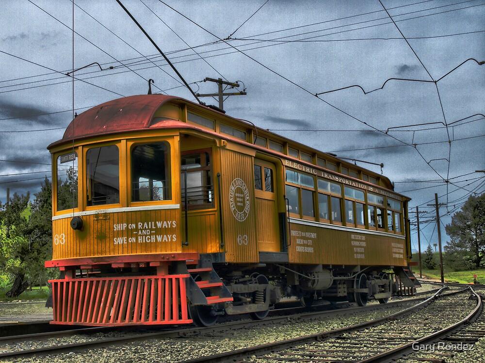 Petaluma and Santa Rosa 63 by Gary Rondez