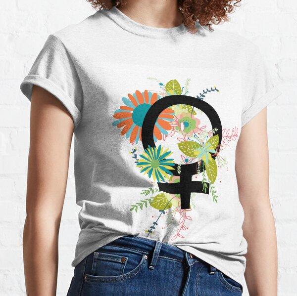 Venus Female Symbol Classic T-Shirt