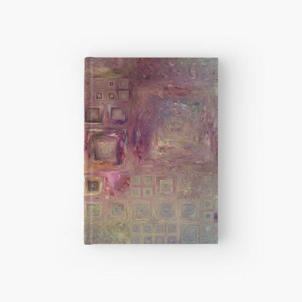 Crystalline Squares 6 Hardcover Journal