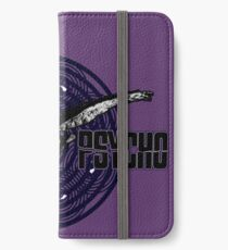 Psycho iPhone Wallet/Case/Skin