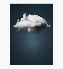 WAITING MAGRITTE Photographic Print