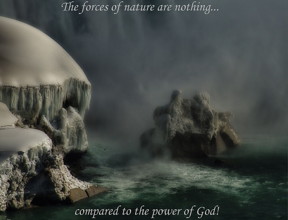 The Power of God by greyrose