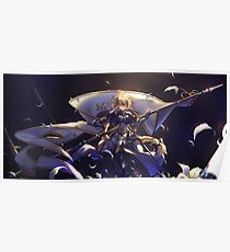 Ruler, Fate / Apocrypha Poster