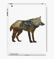 Wolf Country iPad Case/Skin