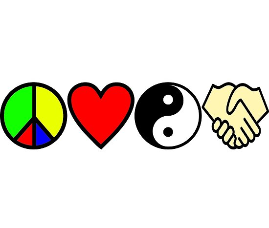 Plur Peace Love Unity Respect Symbols Posters By Yungsock Redbubble