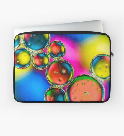 Oil & Water 3 Laptop Sleeve