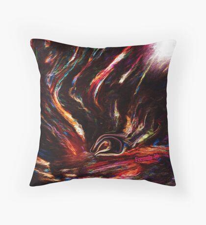Formula 44 Abstract!! Throw Pillow