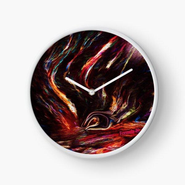 Formula 44 Abstract!! Clock