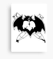 Vampire Hunter Canvas Print